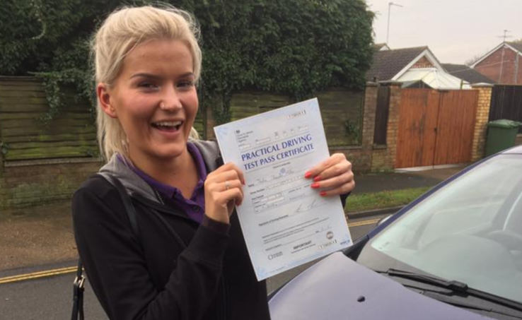 Practical Driving Certificate